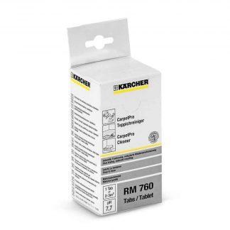 Средство для чистки ковров в таблетках CarpetPro RM 760