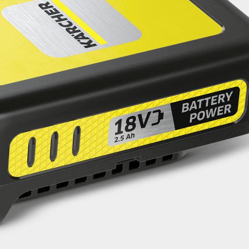 18 V Kärcher battery platform