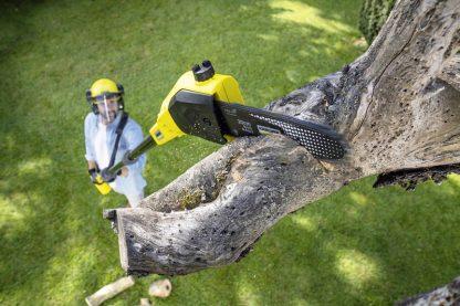 ხის ტოტების ელექტროხერხი PSW 18-20 BATTERY